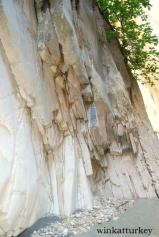 Espectaculares formas de las rocas