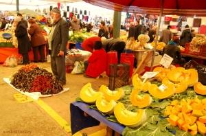 Verduras variadas Bostanli