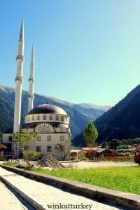 Mosque Uzungol