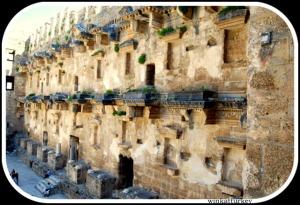 Escenario del teatro de Aspendos