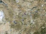 map Cappadocia