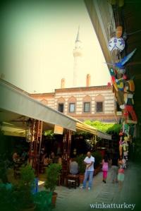 Plaza central de Kizlagarasi Ha