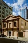 Santa María. Una iglesia franciscana enIzmir.