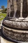 Didim. El templo de Apolo más grande deAnatolia.