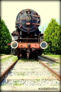 Railway Museum in Selçuk
