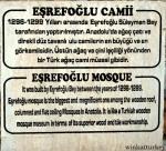 Mezquita de Esrefoglu
