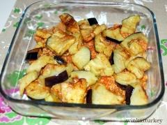 preparacion de las verduras