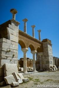 Basilica of St. John. Selcuk