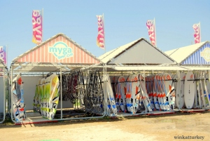 Windsurf equipment hire