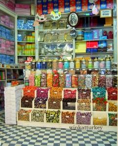 Tiendas de dulces