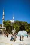 Eyüp Sultan. La primera mezquita deEstambul.