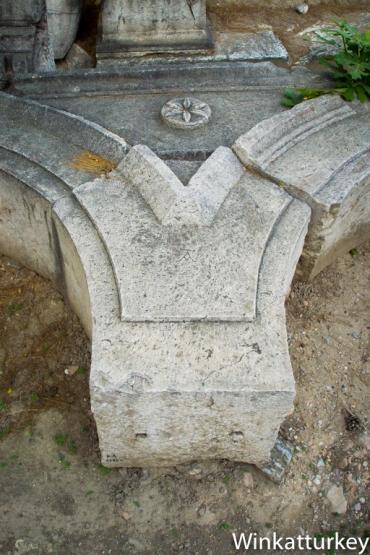 Detalle de arco