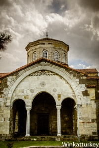 Hagia Sophia of Trabzon