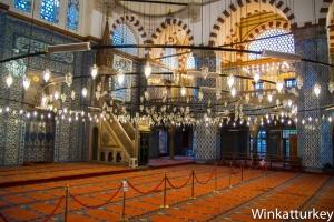 Inside Rustem Paşa