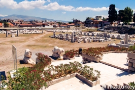 Museo al aire libre del ágora del Esmirna
