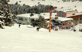 Estacion de esquí de Güneykaya