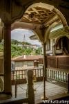 La mansión Çakirağa. Antigua arquitectura otomana en las montañas deIzmir