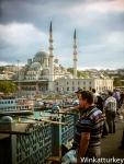 Yeni Cami, la Mezquita Nueva cumple 350años.