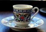taza turca tradicional