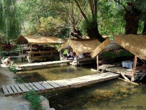 Restaurante en Belirsima