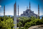 Obelisco de Constantino y MezquitaAzul